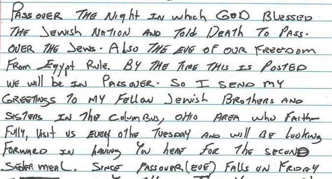 Finding My Place IV