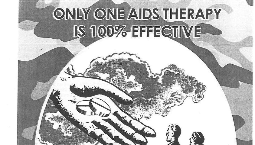 Only One Aids Therapy