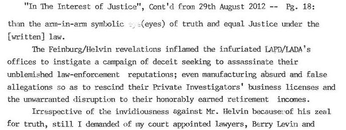 In the Interest Of Justice' Cont'd From 29th August 2012 -- 18