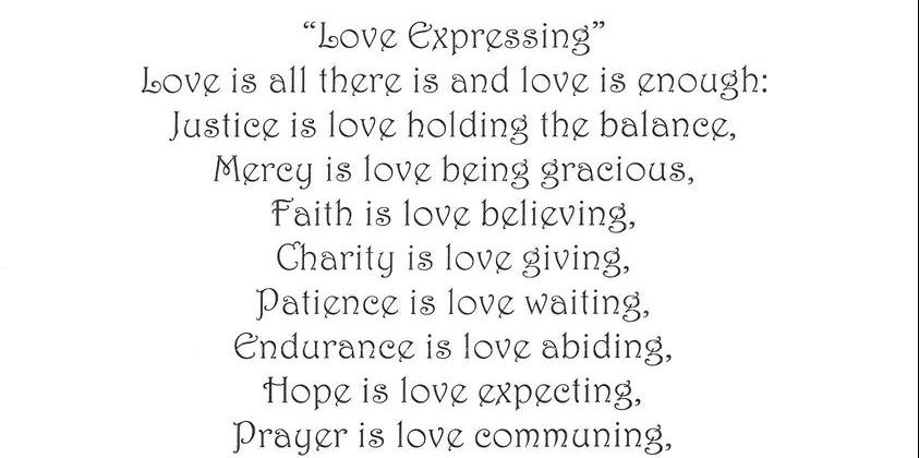 Love Expressing