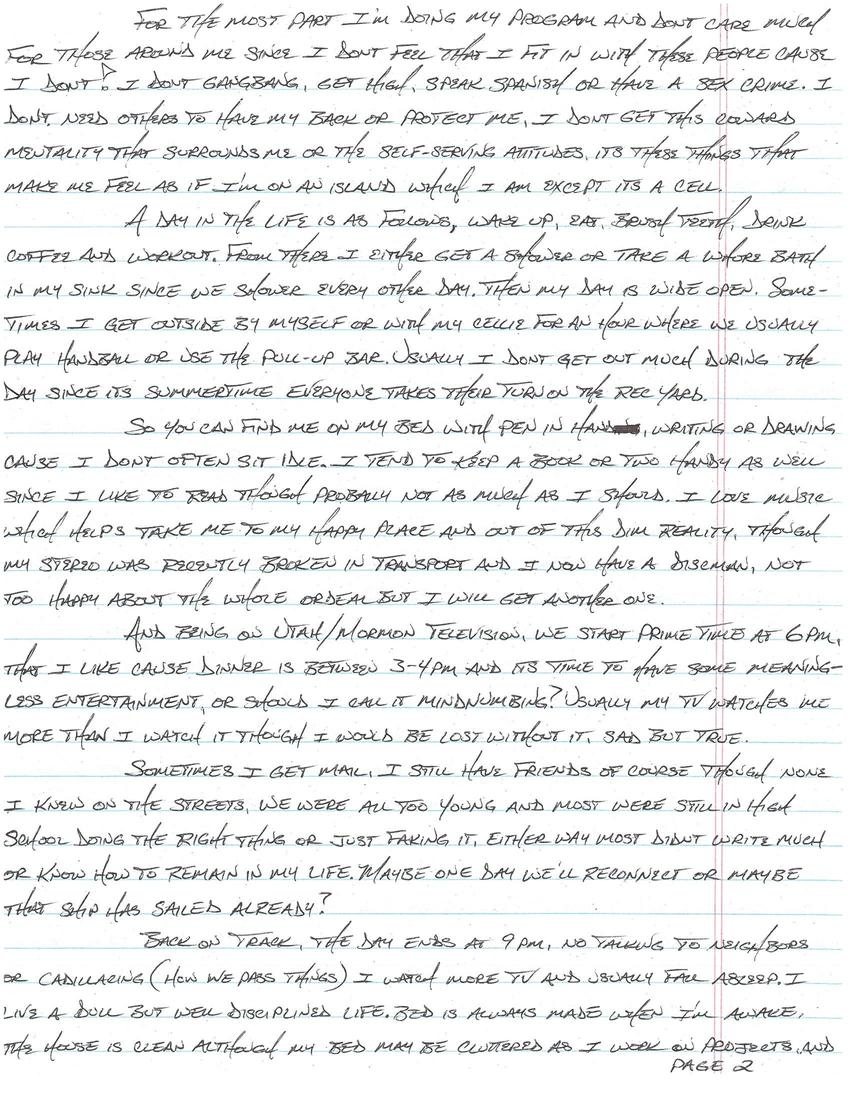 Scanned page