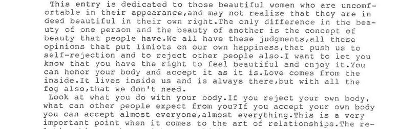 The Concept Of Beauty