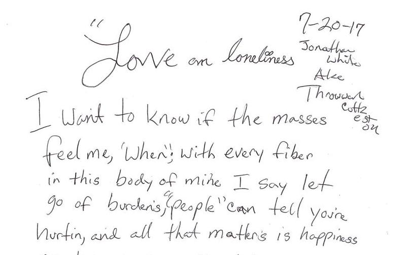 Love and Loneliness