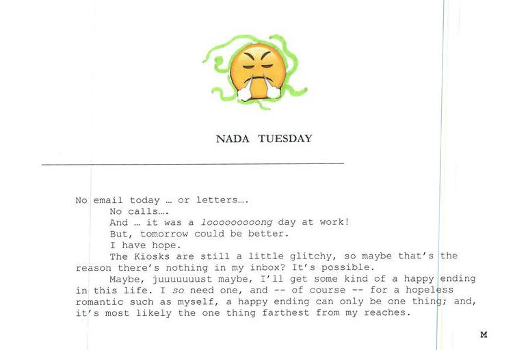 Nada Tuesday