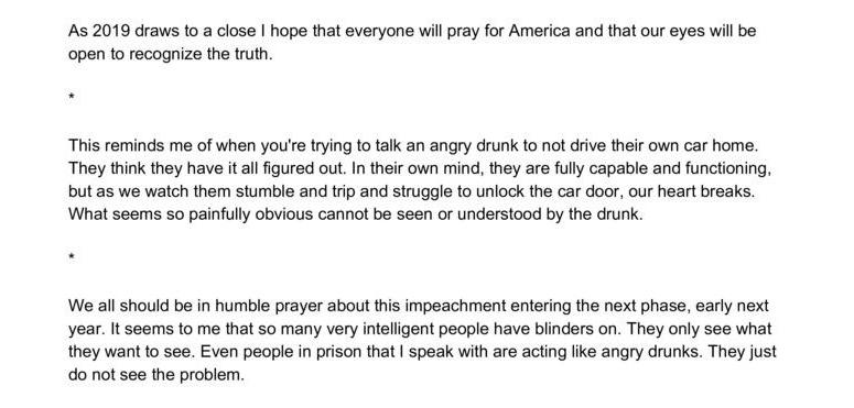 Please pray for America...