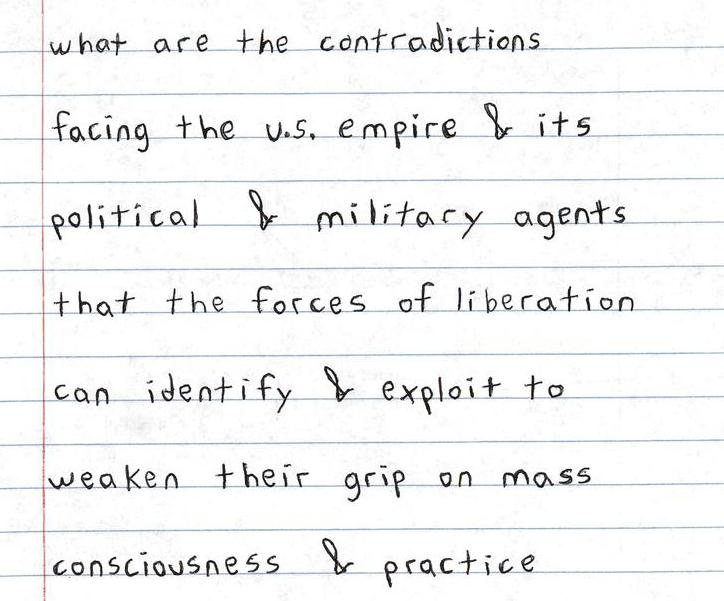 Contradictions